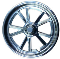 "16"" Billet Pro Series Front Wheel- Cobra"