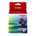 Canon Cartridges PG40 and CL41 Value Pack