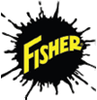 52586 FISHER SHOE KIT - Pair - HD2 PLOW ONLY