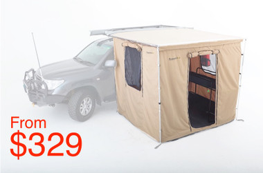 The Kalahari Awning Tent Powerful 4x4 Australia Pty Ltd
