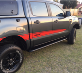 FORD RANGER PX SIDE STEPS