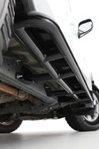 120 SERIES PRADO STEEL SIDE STEPS (ROCKARMOR)