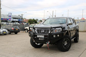 Rockarmor Elite Bullbar Nissan Navara  NP300 D23 + FREE LED DRIVING LIGHTS