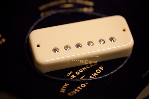 Humbucker under P90 Soapbar
