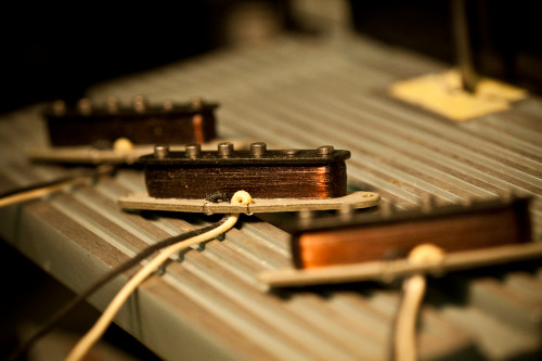 Build Your Own Pickup Strat