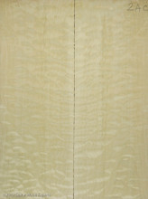 2A Quilt Maple Carve Top