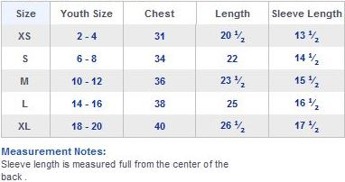 youth t shirt size chart: Ohio love t shirt for youth ohio alumni association store