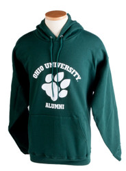Paw Ohio University Alumni Hooded Sweatshirt
