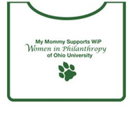 """My Mommy Supports"" WiP Bib"
