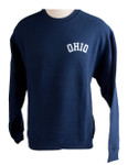 Ohio University Crew Sweatshirt, Navy