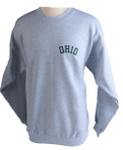 OHIO Crew Sweatshirt, Grey