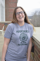 Harvard On The Hocking T-shirt