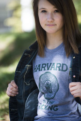 Harvard On The Hocking T-shirt - American Apparel