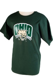 OHIO-Attack Cat T-shirt
