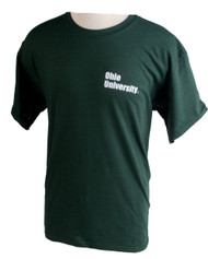 Ohio University SPJ J--rnalism T-shirt