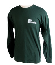 Ohio University SPJ J--rnalism Long-sleeve T-shirt
