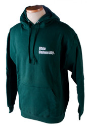 Ohio University SPJ J--rnalism Hooded Sweatshirt