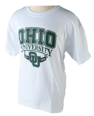 90s Ohio University w/ Ribbon T-shirt