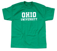 Youth Ohio University Green T-Shirt