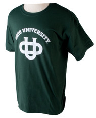 Interlocking Ohio University T-shirt