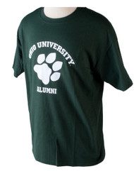 Paw Ohio University Alumni T-shirt