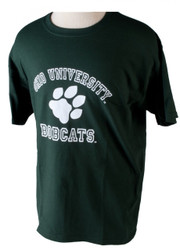Paw Ohio University Bobcats T-shirt