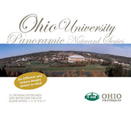 Ohio University Panoramic Series Note Cards