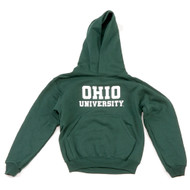 Ohio University Youth Hooded Sweatshirt