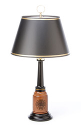 Ohio University Wooden Lamp