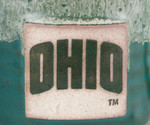 Arched OHIO Stoneware Coffee Mug Zoom