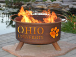 Ohio University Fire Pit, Patina Products