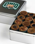 Ohio University Brownies, Square Tin