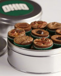 Ohio University Brownies, Medium Tin
