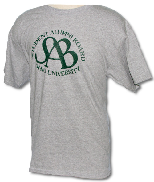 Ohio University Student Alumni Board Grey T-Shirt