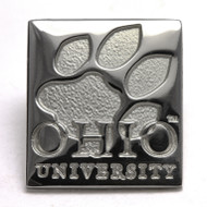 OHIO Paw Lapel Pin
