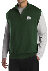 Men's OHIO Sandpoint Half Zip Vest Wind Sweater