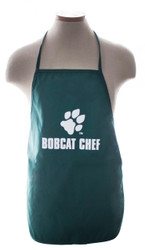 Ohio University Bobcat Chef Apron