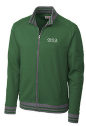 Men's OHIO Bullpen Baseball Jacket
