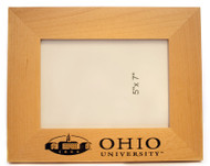 OHIO 5x7 Picture Frame