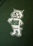 Women's Bobcat Polo - logo detail