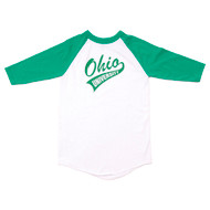 Youth Ohio University Baseball Jersey