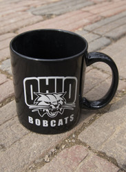 Ohio Attack Cat Mug