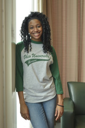 PERSONALIZED Ohio University Alumni Baseball Jersey