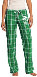 Women's Plaid Pajama Pant