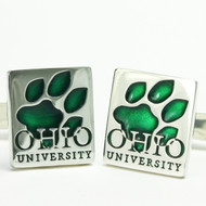 OHIO Paw Cuff Links