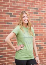 C4G lime t-shirt