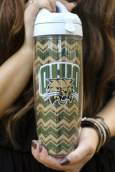 Tervis 24 oz Chevron Water Bottle