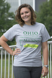 College of Health Sciences and Professions - Alumni Shirt