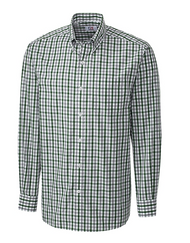 Men's L/S Epic Easy Care Grant Plaid