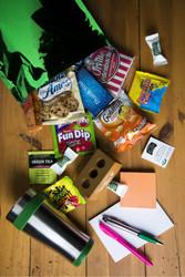 SAB Finals Week  Survival  Bag - Fall '15